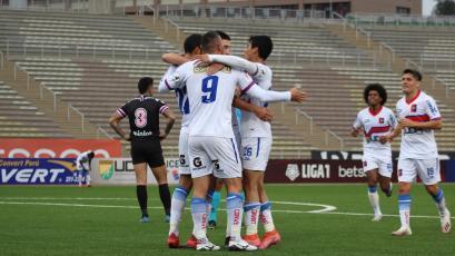 Liga1 Betsson: Alianza Universidad venció 2-0 a Sport Boys en el estadio San Marcos (VIDEO)