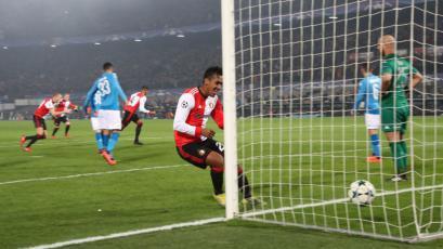 Champions League: Renato Tapia y Feyenoord se despidieron con un triunfo