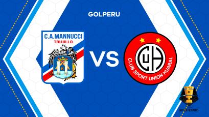 Carlos Mannucci cierra la fecha 2 de la Copa Bicentenario recibiendo a Unión Huaral