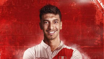 Selección Peruana: conoce a Jean Pierre Rhyner, el nuevo jugador elegible por Ricardo Gareca