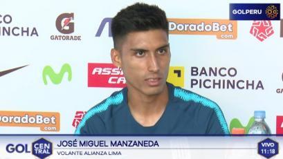 Jose Manzaneda sobre la hinchada:
