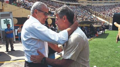 Gregorio Pérez reveló que Pablo Bengoechea recibió una propuesta futbolística para el futuro