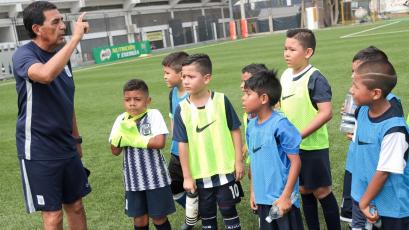 Liga1 Movistar: Alianza Lima comienza captación de jóvenes jugadores de manera virtual