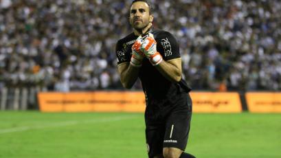 """José Carvallo: """"Estoy feliz de haber ganado un partido tan importante como el clásico"""""""