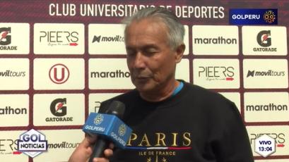 """César Adriazola: """"Esperamos lograr una buena campaña"""""""
