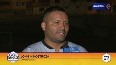 John Hinostroza: