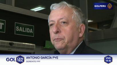 Antonio García Pye: