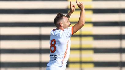 Ayacucho FC: Pablo Lavandeira volvió al fútbol peruano y anotó en la goleada ante Sport Huancayo (VIDEO)