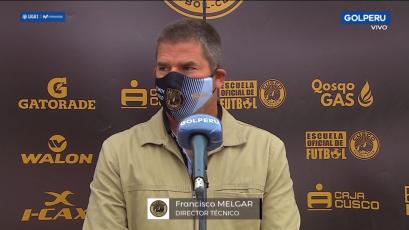 Francisco Melgar: