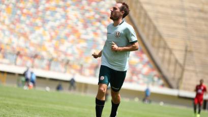 Liga1 Betsson: Universitario enfrentó a Deportivo Binacional en dos partidos de práctica