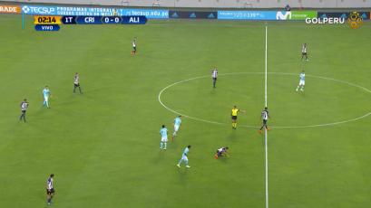 Sporting Cristal venció a Alianza Lima (3-0)