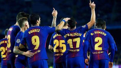 Champions League: Barcelona vence al Sporting y avanza de fase