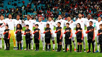 Selección Peruana jugaría amistoso contra México en Chiclayo