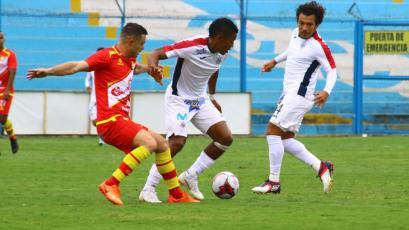 San Martín sumó su sexto empate consecutivo ante Sport Huancayo