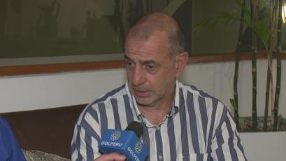 """Mario Mendaña: """"Santamaría es un jugador con mucha condición física"""""""