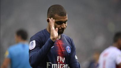 Kylian Mbappé estaría buscando salir del PSG
