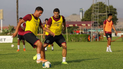 Universitario inició pretemporada pensando en la Liga1 Movistar y Copa Libertadores (FOTOS)