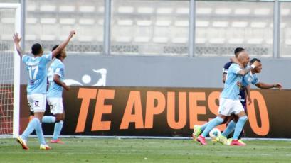 Liga1 Betsson: Sporting Cristal triunfó 3-1 sobre Alianza Lima por la fecha 16 de la Fase 2 (VIDEO)