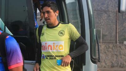 """Jonathan Medina sobre el partido ante Sport Huancayo: """"Queremos cerrar el año con una victoria"""""""