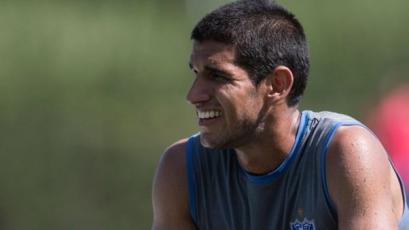 Luis Abram fue convocado por Vélez para la segunda jornada de la Superliga Argentina
