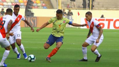 Perú termina su preparación para la Copa América cayendo por 3-0 ante Colombia