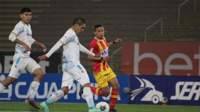 Liga2: Deportivo Llacuabamba igualó 2-2 ante Atlético Grau por la fecha 8 (VIDEO)