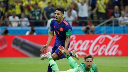 Rusia 2018: Colombia goleó a Polonia y lo dejó afuera del Mundial