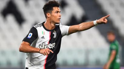 Cristiano Ronaldo sigue alcanzando récords en el fútbol italiano