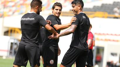 Liga1 Betsson: Universitario disputó dos partidos de práctica ante Universidad San Martín