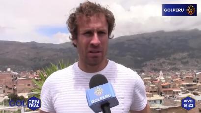 """Salomón Libman: """"Tenemos que ganarle a UTC para llegar finos a la Copa Sudamericana"""""""