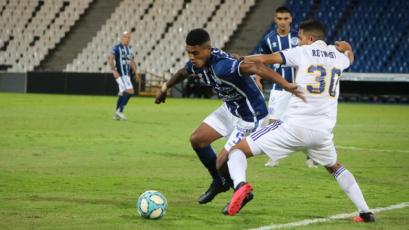 Con Wilder Cartagena, Godoy Cruz cayó ante Boca Juniors por la Copa de la Superliga