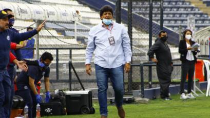 """Víctor Rivera: """"Hicimos todo para ganar. No tengo nada que reprocharle al equipo"""" (VIDEO)"""