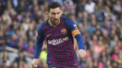 Lionel Messi persigue un récord de Pelé