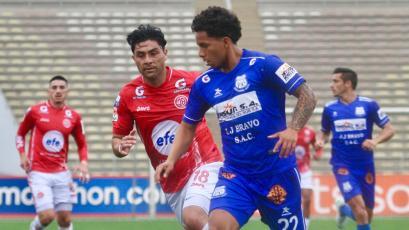 Liga2: Juan Aurich y Santos FC empataron 2-2 por la fecha 4 de la Fase 2 (VIDEO)