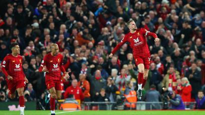 Liverpool volvió a la senda del triunfo tras superar al Tottenham