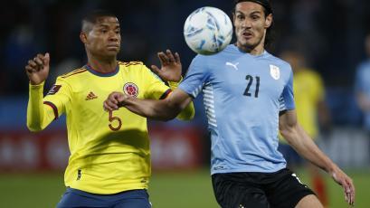 Eliminatorias Sudamericanas: Uruguay igualó 0-0 ante Colombia por la fecha 11
