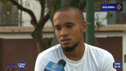 """Aldair Salazar: """"El equipo está encontrando una regularidad"""""""