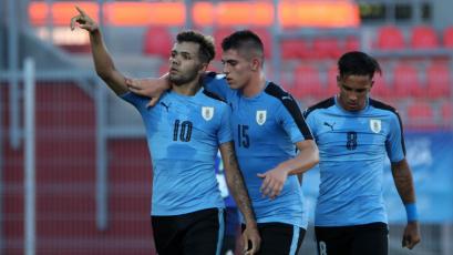 Sudamericano Sub 20: Uruguay vence a Paraguay y clasifica al hexagonal