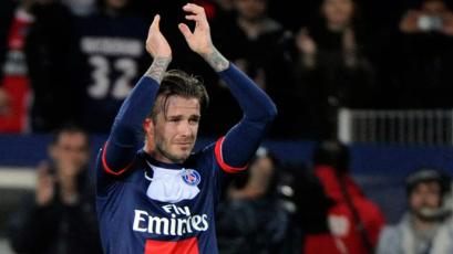 David Beckham: se cumplen 7 de años de su retiro