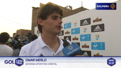 Omar Merlo:
