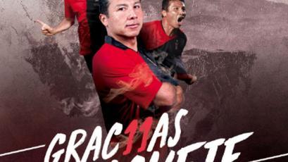 Melgar: Ysrael Zúñiga jugará su último partido ante la Universidad San Martín