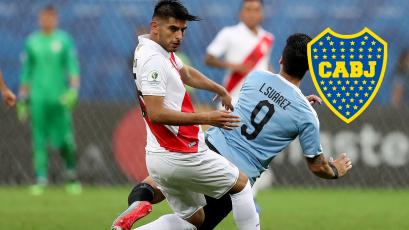 Carlos Zambrano: presidente de Boca Juniors confirmó que será jugador 'Xeneize'
