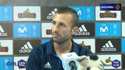 """Horacio Calcaterra: """"El partido pasado se empató, así que ahora toca ganar"""""""