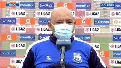 """Orlando Lavalle: """"Nos faltó ser un poco más agresivos en ataque"""" (VIDEO)"""