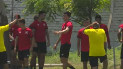Sport Boys: así fue el primer entrenamiento de Iván Bulos con la 'Misilera' (VIDEO)