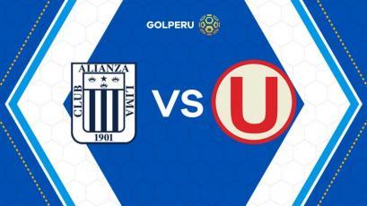 Alineaciones confirmadas para el clásico entre Alianza Lima y Universitario