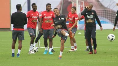 Rusia 2018: Selección Peruana sigue con sus trabajos de fortalecimiento
