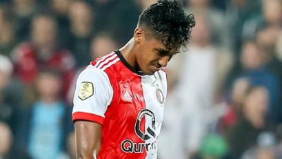 Renato Tapia jugó en la caída del Feyernoord ante el VVV - Venlo