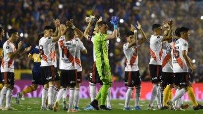 Copa Libertadores: River Plate es el primer finalista tras eliminar a Boca Juniors