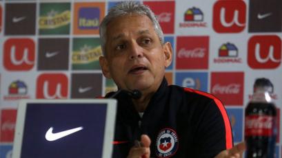 """Reinaldo Rueda: """"Los visitantes se han sentido bien por la ausencia del público. Será un partido de igual a igual"""""""